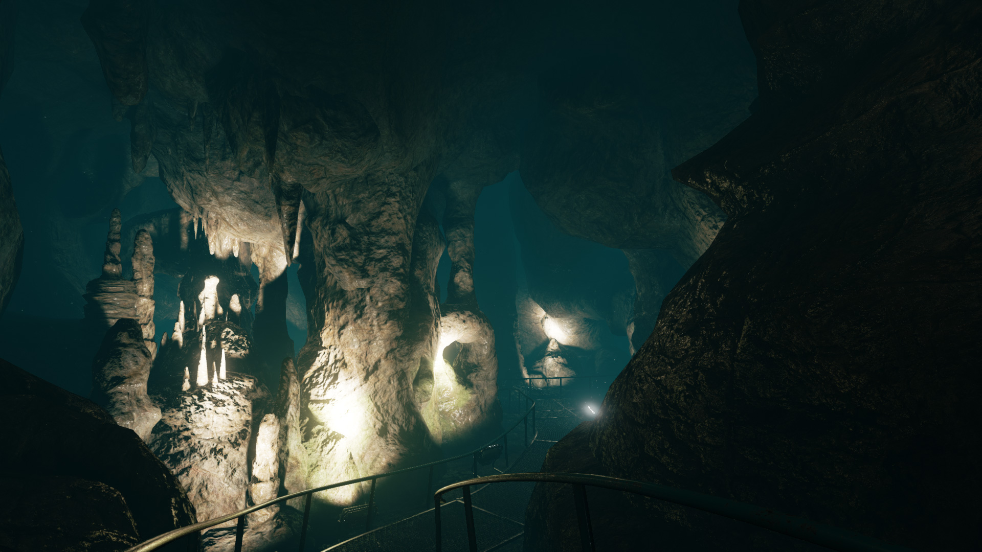 Flowstone Cave, and other news