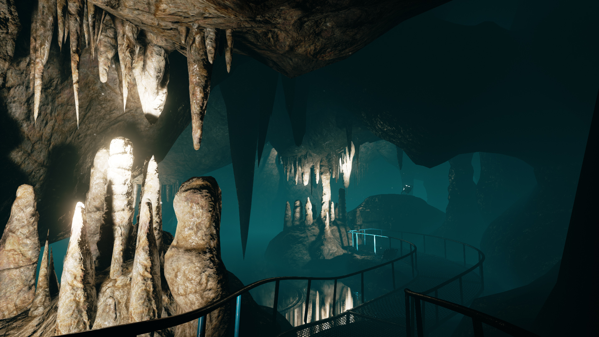 Flowstone Cave 8